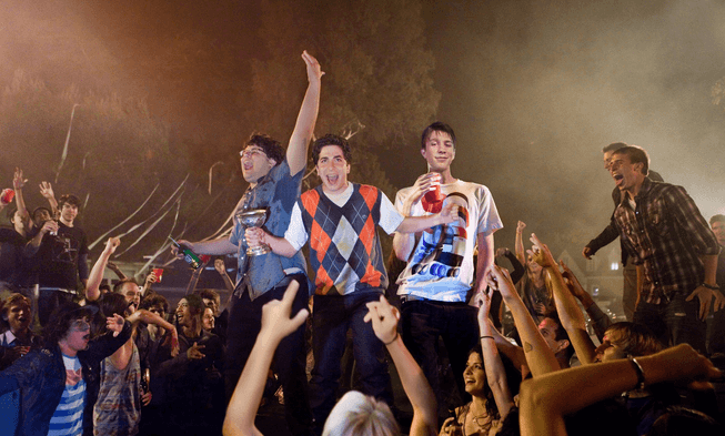 """Project X"" foi filme mais pirateado do ano"