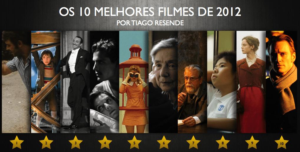 Os 10 melhores filmes de 2012, por Tiago Resende