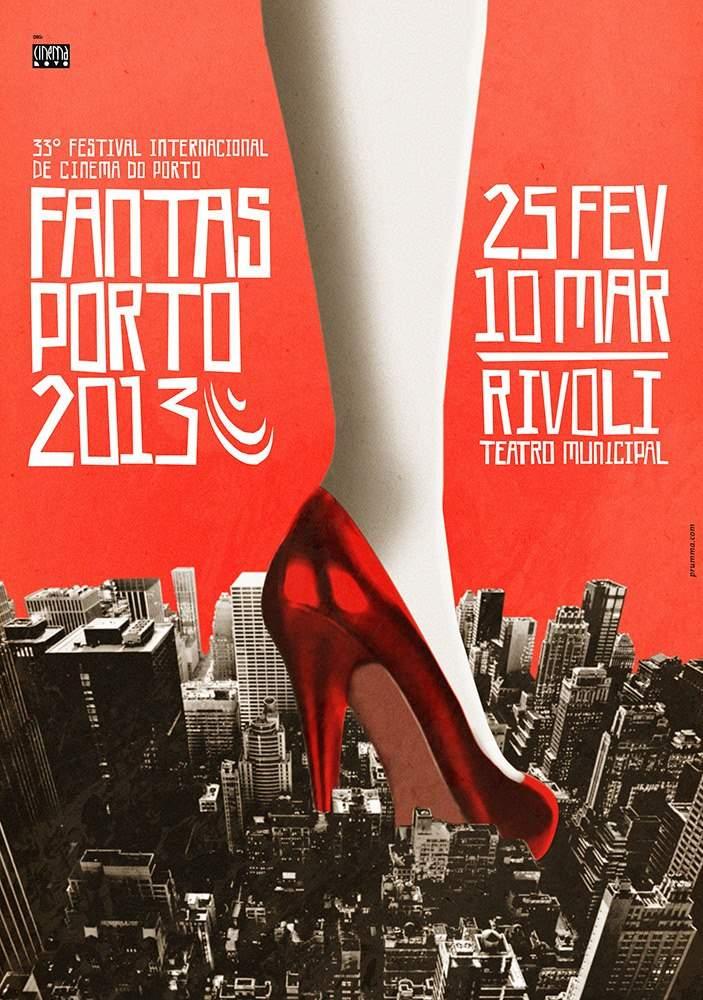 Fantasporto 2013 - poster