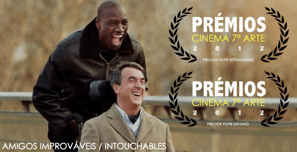 Premios C7A 2012 - Vencedor Melhor Filme do Ano e Melhor Filme Estrangeiro