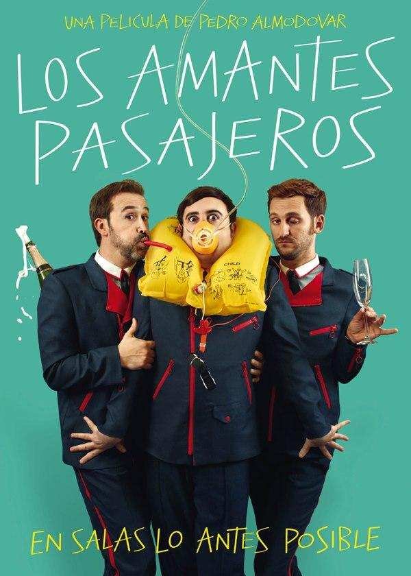 """""""Os Amantes Passageiros"""" (2013) - poster 1"""