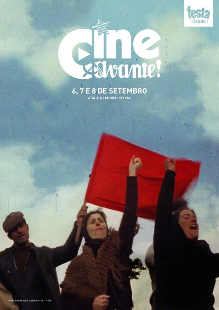 CineAvante 2013 - cartaz