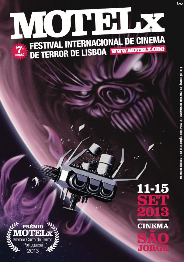MOTELx 2013 - poster