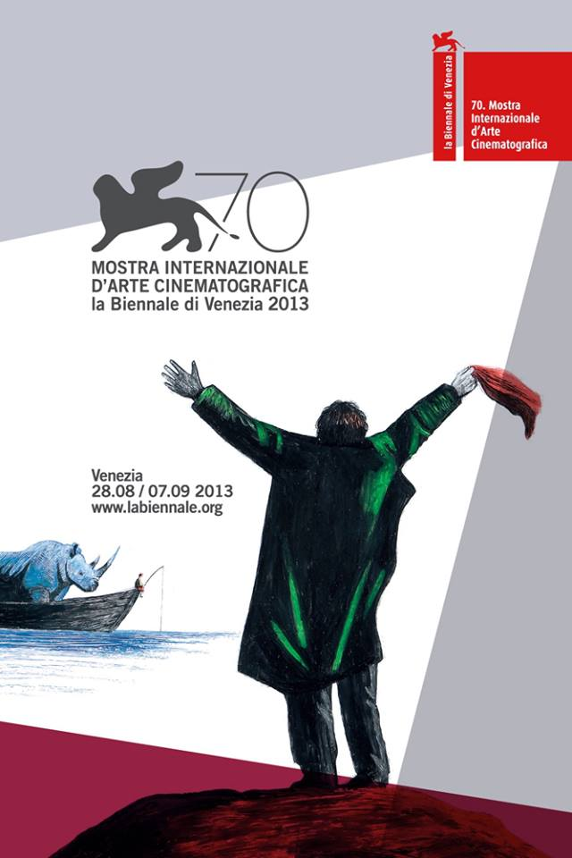 Veneza 2013 - poster