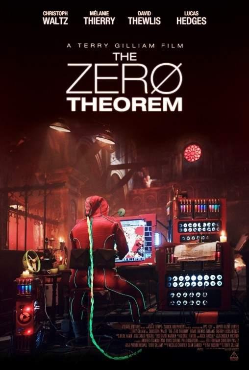 """""""The Zero Theorem"""" (2013)_poster"""