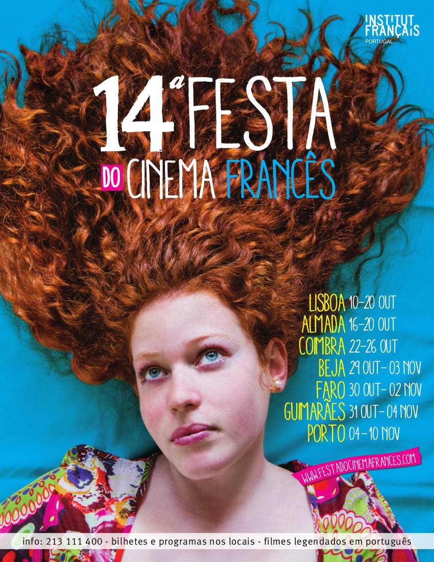 14ª Festa do Cinema Francês_poster