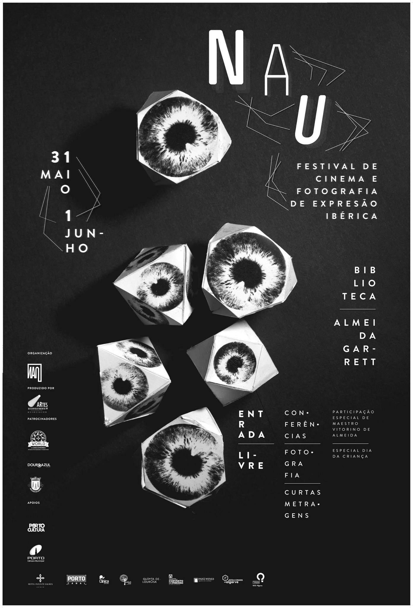 Nau - Festival de Cinema e Fotografia da Língua Ibérica 2014_poster