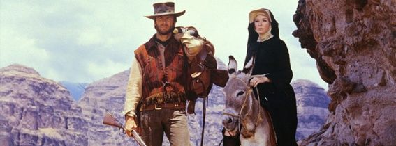 """""""Two Mules for Sister Sarah"""" (1970)_1"""