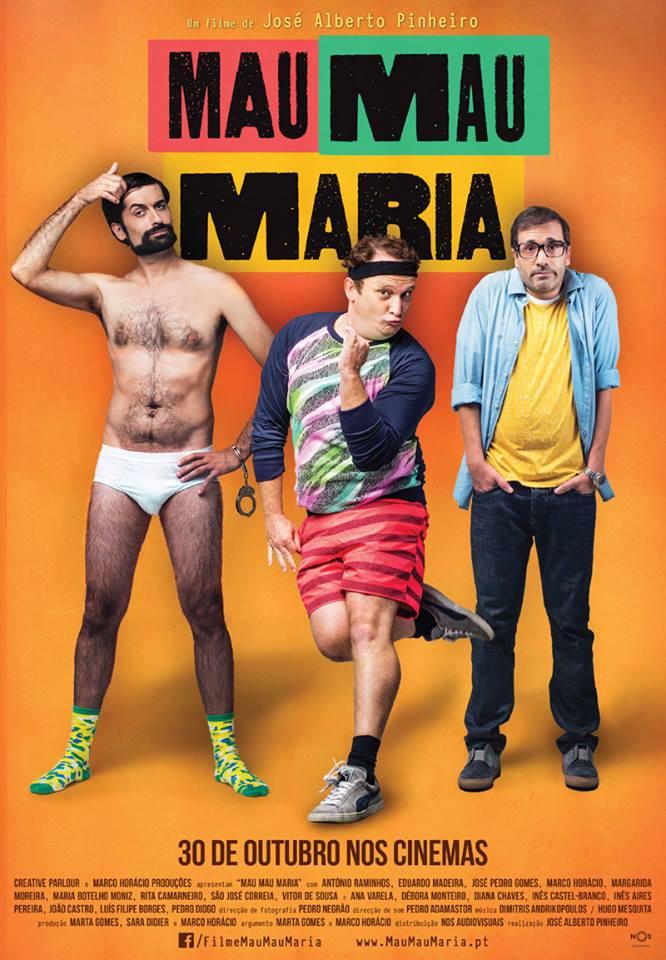 """""""Mau Mau Maria"""" (2014)_poster"""