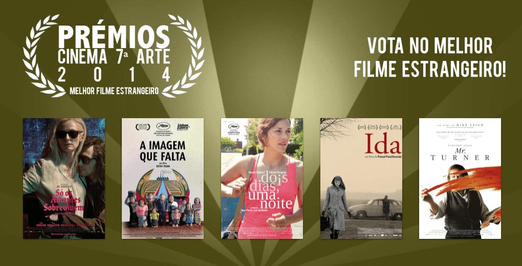 Melhor Filme Estrangeiro 2014 - Nomeados
