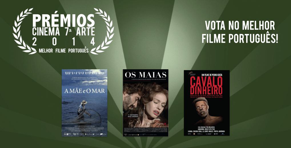 Melhor Filme Portugues 2014 - Nomeados