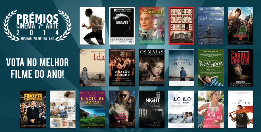 Melhor Filme do Ano 2014 - Nomeados