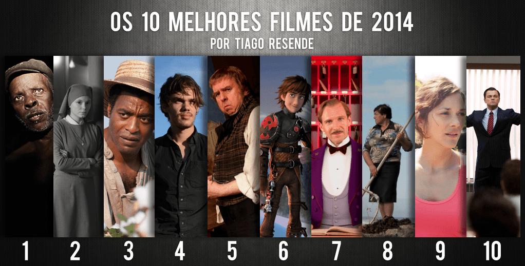 Os 10 melhores filmes de 2014, por Tiago Resende