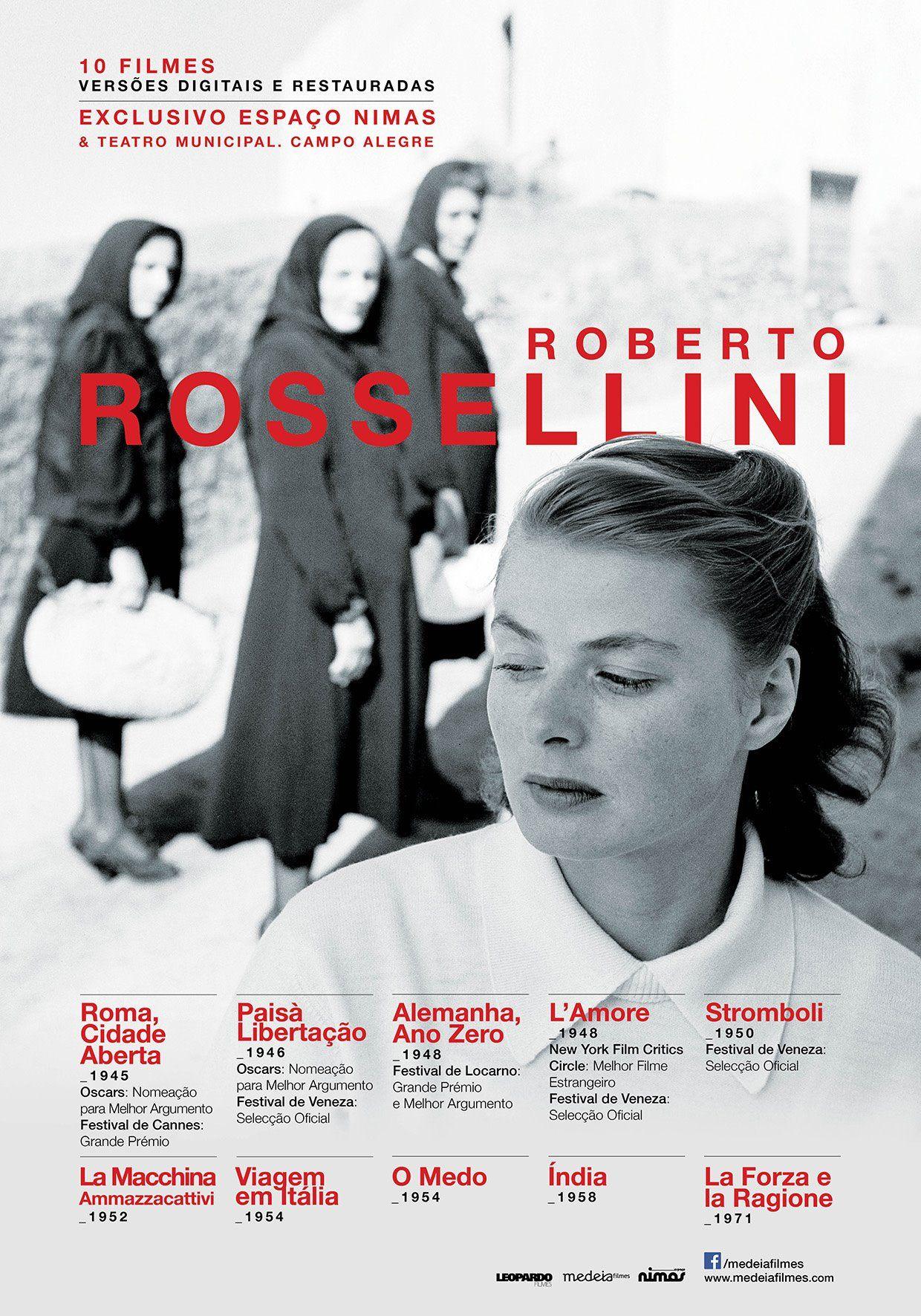 Ciclo Roberto Rossellini_1