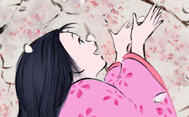 """O Conto da Princesa Kaguya"" (2014)_1"