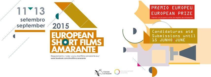 European Short Films Amarante 2015
