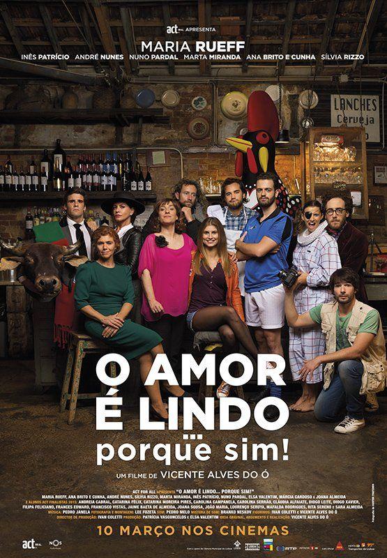 """""""O Amor é Lindo... Porque sim!"""" (2016)_1"""