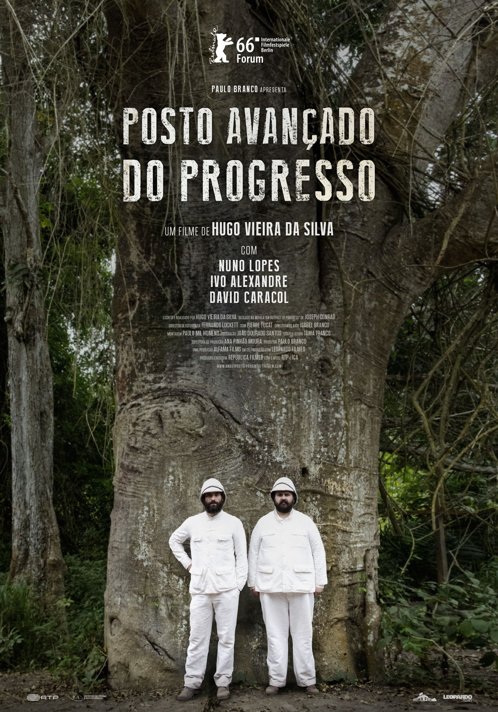 """Posto Avançado do Progresso"" (2016)_poster"