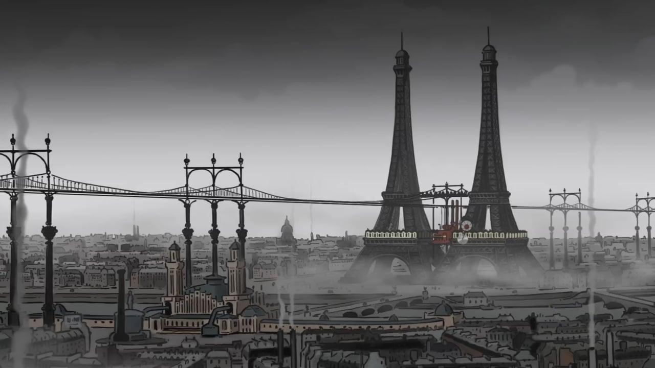 Duas Torres Eiffel, porque claramente tudo é melhor quando é a dobrar.