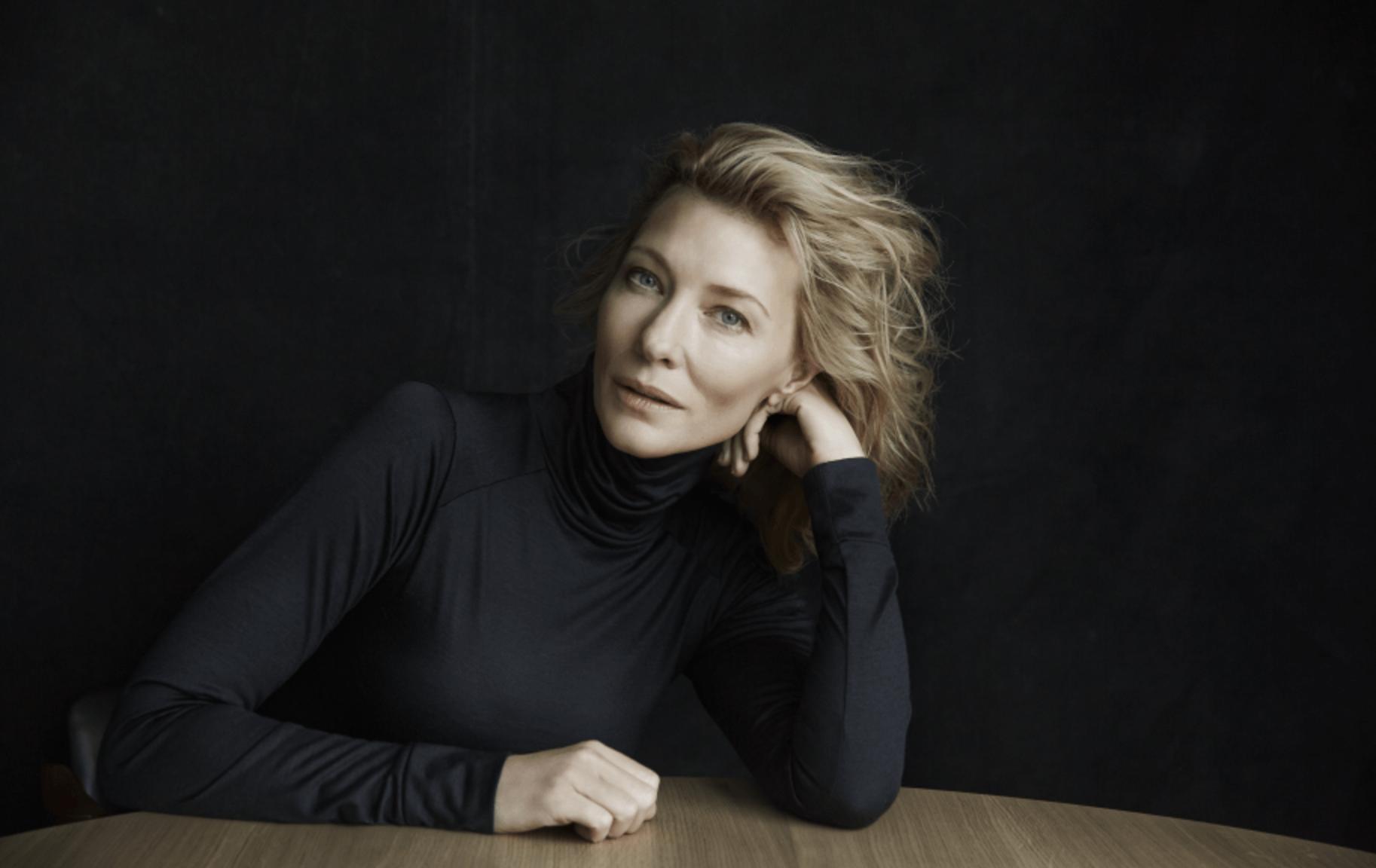 Cate Blanchett presidirá júri do Festival de Cannes de 2018
