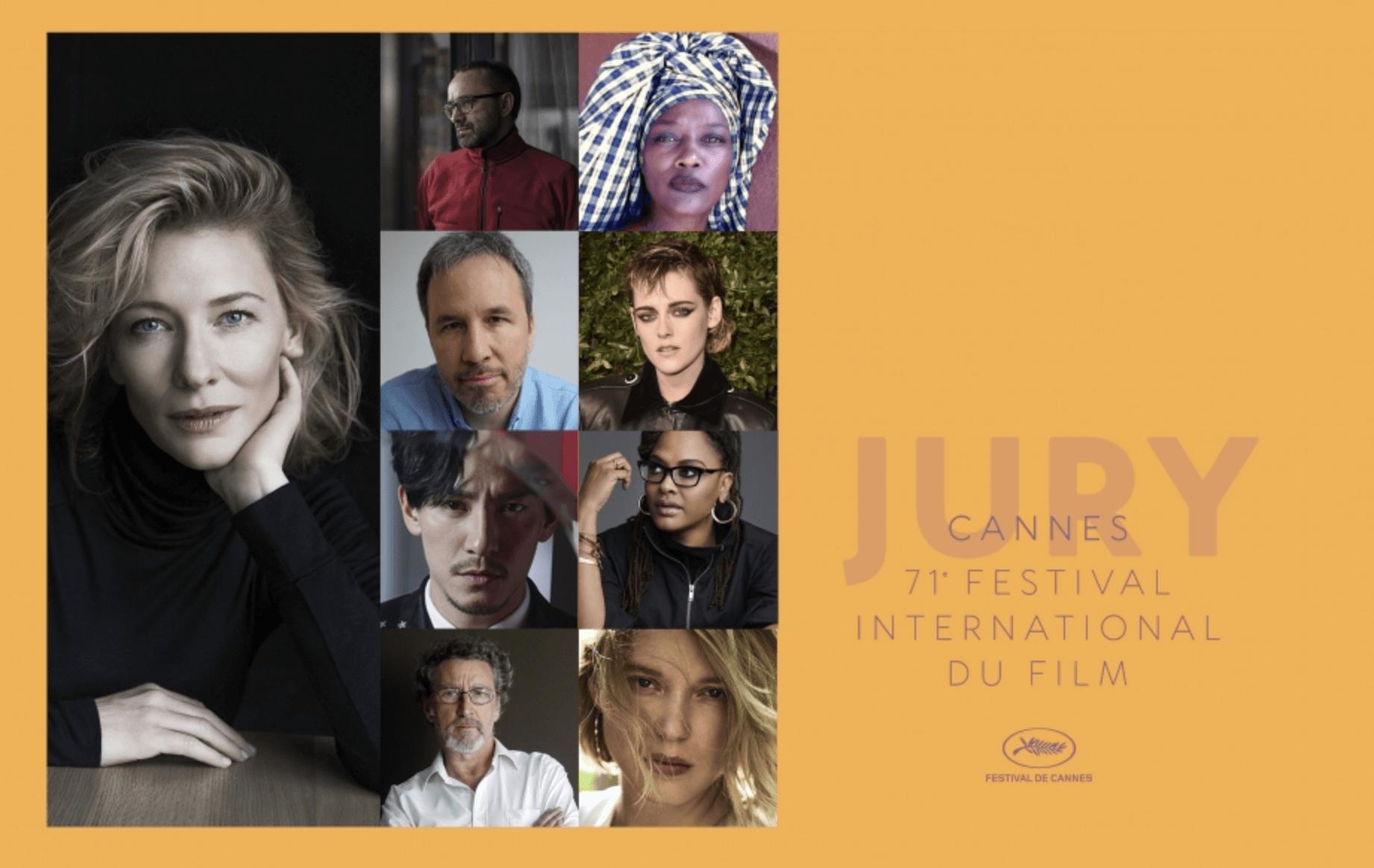 Festival de Cannes: Júri de 2018 será majoritariamente feminino